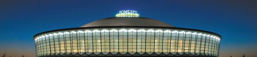 Proiectare instalatii de desfumare pavilion central Romexpo