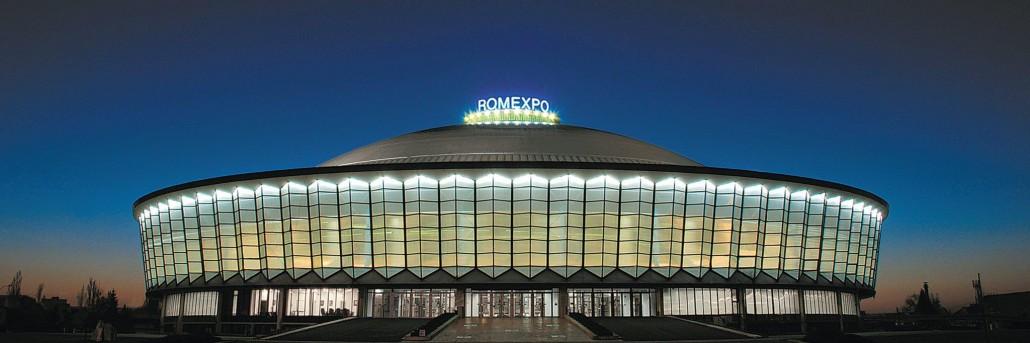 Pavilion Central Romexpo-Sisteme de detectie si desfumare