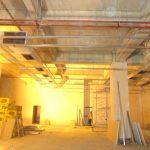 Instalatii de stingere, instalatii de climatizare GO SPORT